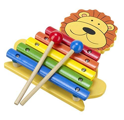Orange Tree Toys- Xylophone Lion