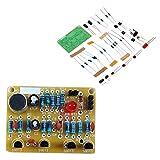 JCCOZ - URG 3pcs DIY Electrónico aplaudir Control de voz Kit de módulo de entrenamiento DIY Producción Kit URG