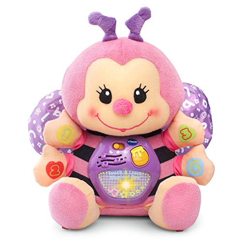 VTech Touch & Learn Musical Bee, Pink -  80-078950