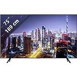 Abbildung Samsung TU7079 189 cm (75 Zoll) LED Fernseher (Ultra HD, HDR 10+, Triple Tuner, Smart TV) [Modelljahr 2020]