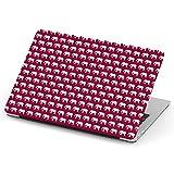 Carcasa rígida para MacBook, diseño de Elefantes, Color Blanco New Air 13 (2018-2019)