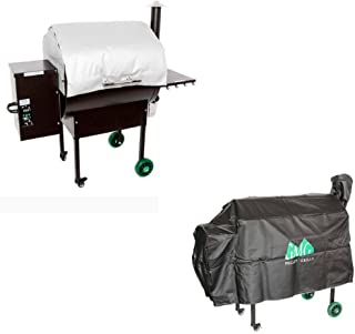 Green Mountain Grill Jim Bowie Cover & Thermal Combo