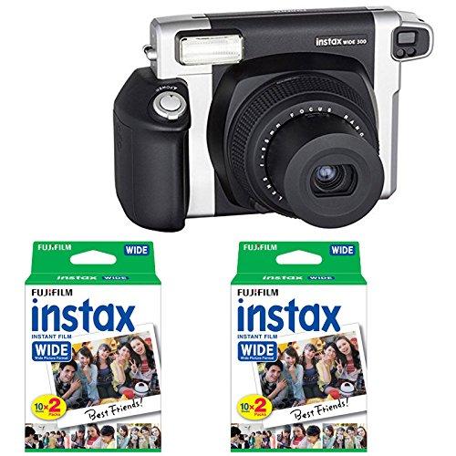 Fujifilm INSTAX Wide 300 Camera and 2 x Instax...