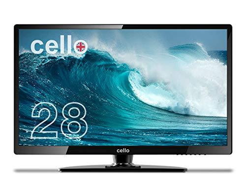 Cello M2820 28 inch LED Monitor HDMI VGA Flicker Free, Anti Glare, Flicker Free Response Time 5ms,...