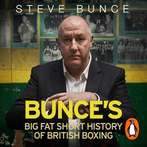 Bunce's Big Fat Short History of British Boxing cover art