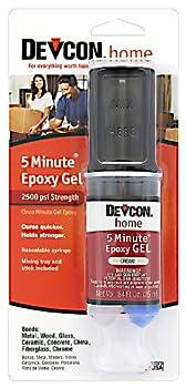 Devcon  21045-6PK  5-Minute Epoxy Gel - 25 ml Dev-Tube  Pack of 6