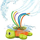 TROJOY Sprinkler for Kids and Toddler, Sprinklers for Yard...