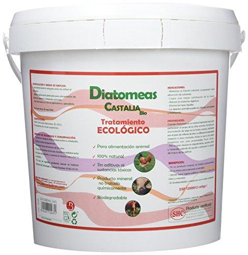 CASTALIA DIATOMEAS Cubo 2 kg, Estándar, Único