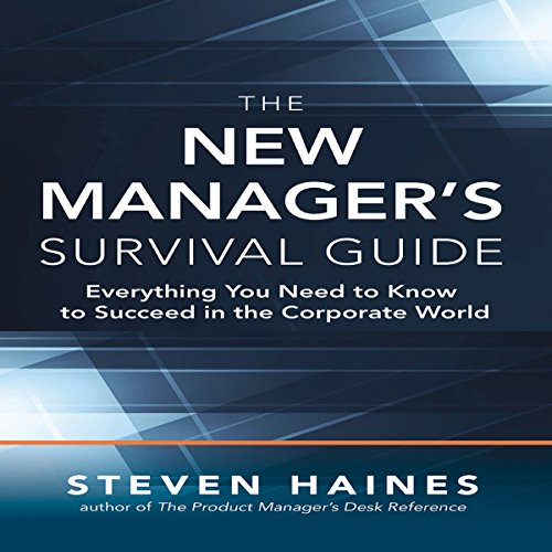 The New Manager's Survival Guide audiobook cover art
