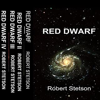 Red Dwarf Bundled                   By:                                                                                                                                 Robert Stetson                               Narrated by:                                                                                                                                 Matt Doyle                      Length: 12 hrs and 57 mins     10 ratings     Overall 1.5
