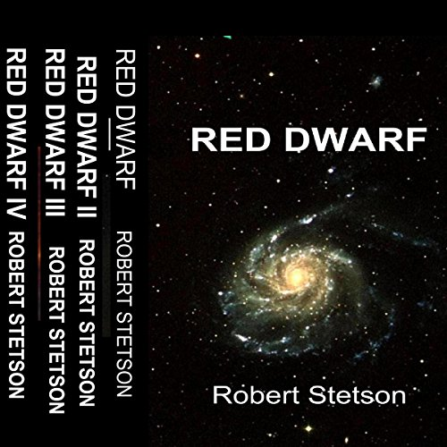 Red Dwarf Bundled audiobook cover art