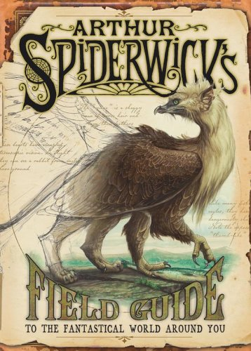 ARTHUR SPIDERWICKS FGT THE FAN (The Spiderwick Chronicles)
