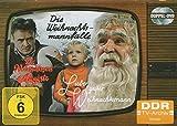 Die Weihnachtsmannfalle / Die Weihnachtsgans Auguste / Lieber guter Weihnachtsmann (DDR TV-Archiv) [2 DVDs]