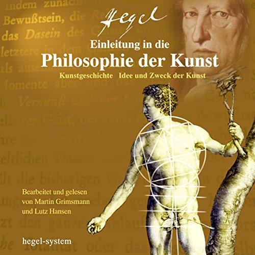 Einleitung in die Philosophie der Kunst Titelbild