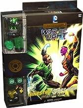 DC HeroClix: War of Light - Sinestro Corps War Scenario Pack by WizKids