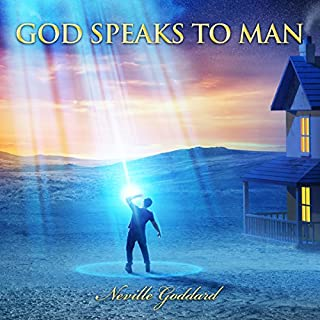 God Speaks to Man: Neville Goddard Lectures cover art