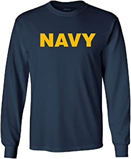 Joe's USA - Military T-Shirts - Navy Logo T-Shirts in Sizes S-5XL
