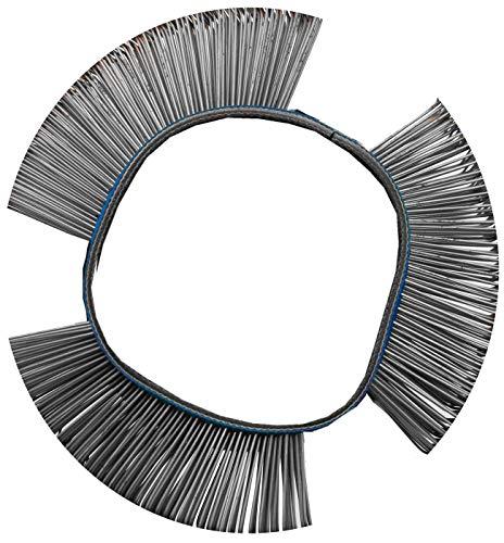 BGS 3274-1-1   Brosse à fil d'acier ronde   droite   Ø 103 x 23 x 0,5 mm
