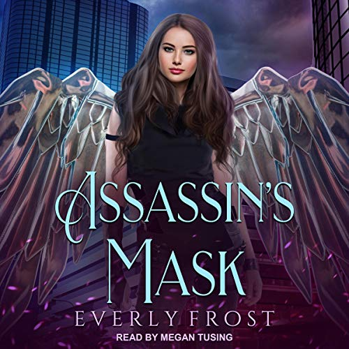 Assassin's Mask audiobook cover art