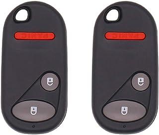 $23 » HARUMA Replacement Keyless Entry Remote Control Key Fob for Honda 01-05 Civic EX LX DX 03-07 Pilot(NHVWB1U521 NHVWB1U523)