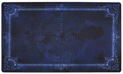 Inked Playmats Labyrinth Morgan Playmat Inked Gaming TCG Game Mat for Cards