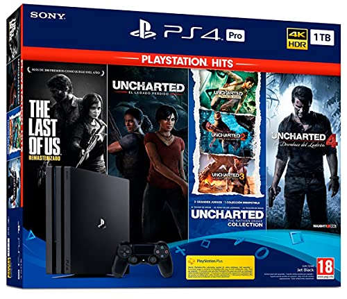 PS4 PRO Playstation 4 PRO 1TB - Playstation...