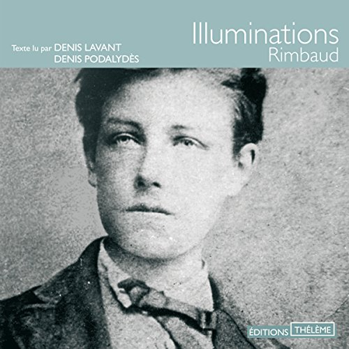 Illuminations  By  cover art