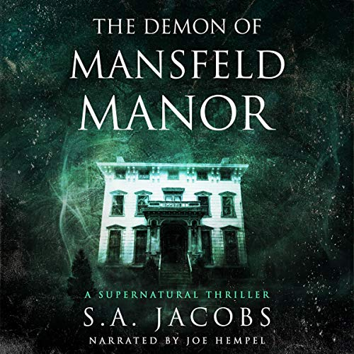 The Demon of Mansfeld Manor  By  cover art