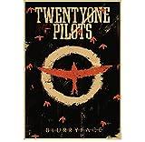 Tattooshe Poster Star Twenty One Pilots Rockband Musik