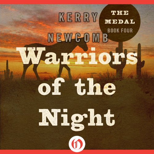 Warriors of the Night audiobook cover art
