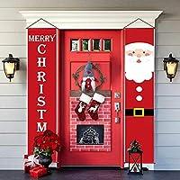サンタクロースくるみ割り人形兵士メリークリスマスデコレーションホーム2020クリスマスドアデコレーションクリスマスナヴィダードノエルギフト新年 (04)