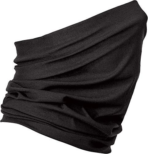Schlauchschal aus Mikrofaser | Schlauchtuch | Neckwarmer | Halstuch | Bandana | Multifunktionstuch | Face Shield | Mundmaske | Motorradschal | vielseitig und in verschiedenen Farben