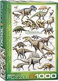 EuroGraphics Dinosaurs Cretaceous 1000 Piece Puzzle