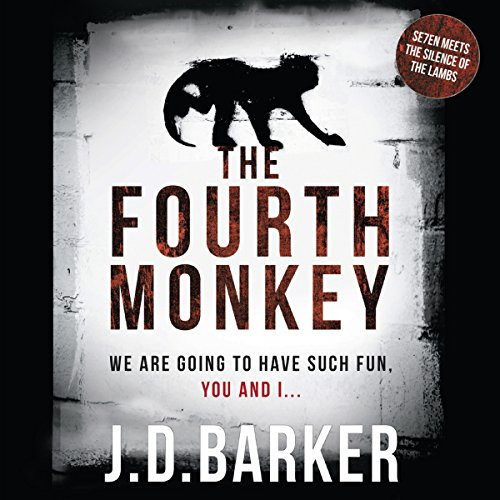 The Fourth Monkey cover art