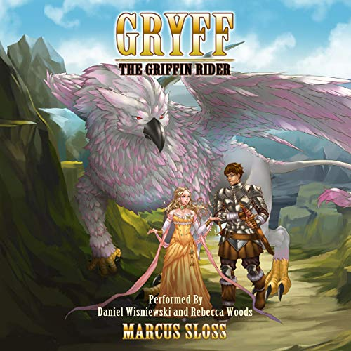 Gryff the Griffin Rider: A Fantastic Harem, Book 1
