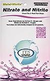 Industrial Test Systems WaterWorks 481109 Nitrat/Nitrit Stickstoff Teststreifen, 1 Minute Testzeit, 0-50 ppm Reichweite (30 Stück)