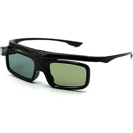 3Dメガネ、3D DLP-Linkプロジェクター用アクティブシャッター充電式アイウェアエイサー、BenQ、オプトマ、Viewsonic、フィリップス、LG、Infocus、NEC、Jmgo、Vivitek、Cocar、Toumei