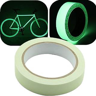 Pegatina de cinta Luminosa que brilla en la Oscuridad Silence Shopping 0.78 pulgadas Ancho x 32.8