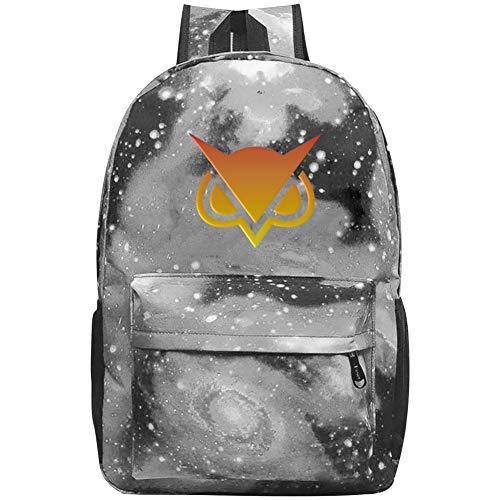 Kids Galaxy Va_noss_Owl School Bag For Teens Boys Girls Student Casual Rucksack Waterproof School Backpack Daypacks