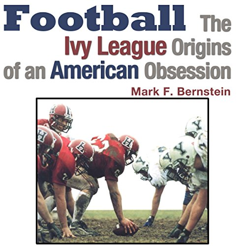 Football audiobook cover art