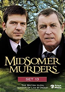 Midsomer Murders: Set 13 (Dance with the Dead / The Animal Within / King's Crystal / The Axeman Cometh)