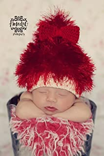 Troll Hair Hat Knitting Pattern - All Sizes Newborn through Teen Included