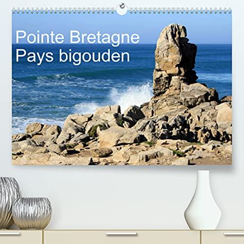 Pointe Bretagne Pays bigouden (Premium, hochwertiger DIN A2 Wandkalender 2022, Kunstdruck in Hochglanz): Visions photographiques de la Bretagne (Calendrier mensuel, 14 Pages )