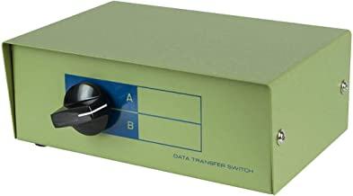 Monoprice 101342 2x1 DB9 Female Manual Data Switch Box (Discontinued by Manufacturer)