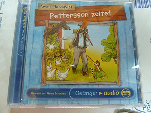 Pettersson zeltet / Aufruhr im Gemüsebeet (CD)
