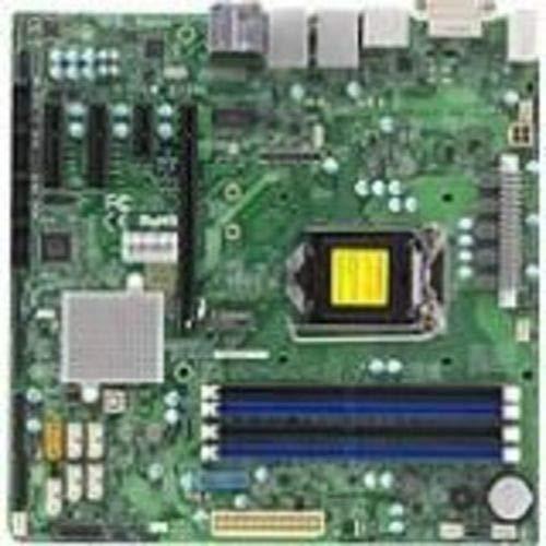 Supermicro X11SSQ LGA 1151 (Buchse H4) Intel® Q170 Micro ATX - Motherboards (DDR4-SDRAM, DIMM, 1600,1866,2133 MHz, 1.2 V, 4GB,16GB, 64 GB)