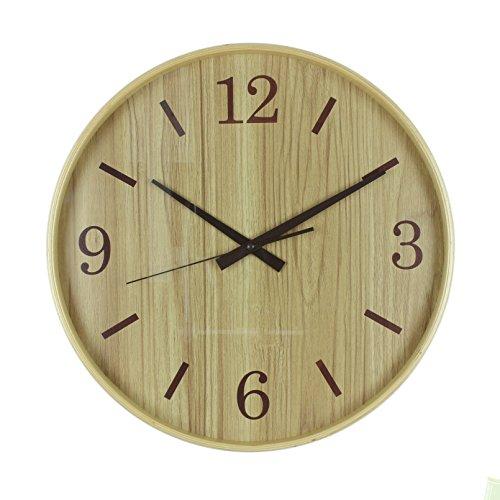 Coeur de Merrick Maison Horloge murale en bois (225750699)