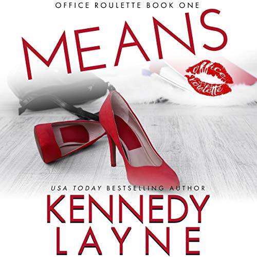 Means audiobook cover art
