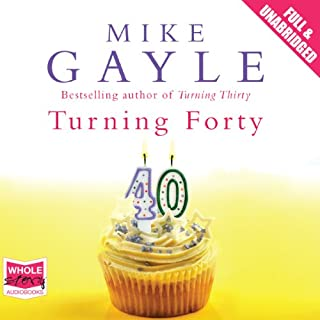 Turning Forty cover art