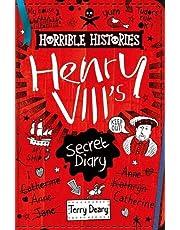 The Secret Diary of Henry VIII (Horrible Histories)